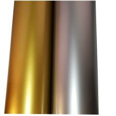 Vinyl-Hexis ecotacPlus- goud en zilver