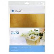 Stikkervellen printbaar Gold Foil