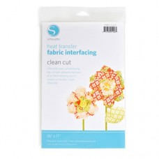 Fabric interfacing - clean cut