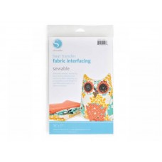 Fabric interfacing sewable